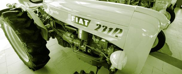FIAT 231 R Vigneto